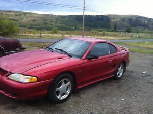 1995 Mustang GT 5.0L Trade for boat