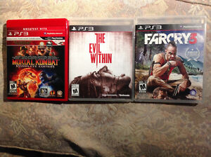 Evil within $10