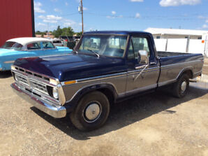 1974 ford f 100