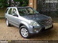 HONDA CR-V I-VTEC SPORT 2006 Petrol Manual in Grey