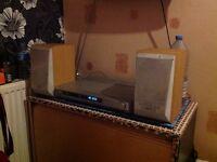 Toshiba DVD home cinema system
