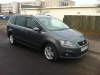Seat Alhambra 2.0TDI CR ( 140ps ) Ecomotive 2014MY SE