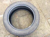 225/55 R18 Hankook part worn tyre