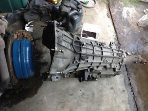 2000 f250 7.3l diesel auto rwd transmission