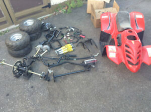 baja atv parts buy or sell used or new atv or snowmobile. Black Bedroom Furniture Sets. Home Design Ideas