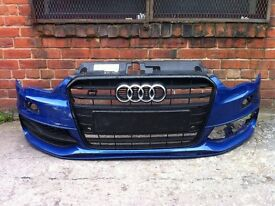 Audi S3 2014 2015 genuine front bumper for sale