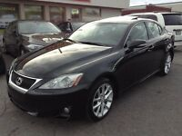 Lexus IS 250 AWD-TOIT-AUTOM-CUIR- 2011