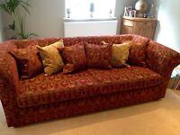 Multiyork 4 Seater Sofa - Immaculate Condition!
