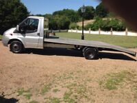 Ford transit recovery truck lwb