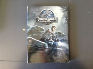 Jurassic World DVD (Bilingual) Used - Very good