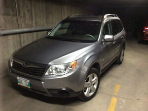 2009 Subaru Forester touring SUV, Crossover