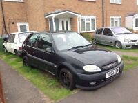Citeron saxo vtr breaking not 106 206 gti 16v punto clio corsa fst Bhp spares or repairs parts