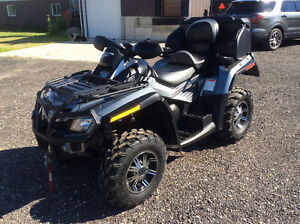 2010 Can-Am---LIKE NEW