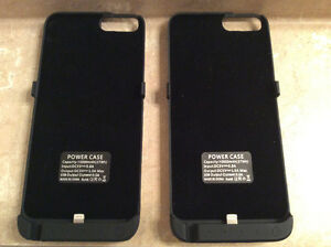 2 iphone power case