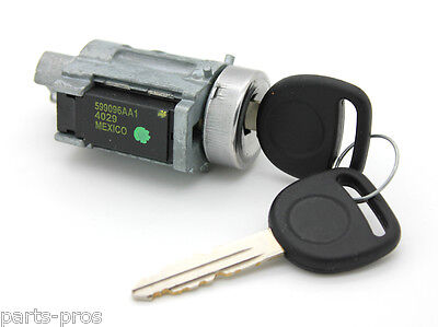 NEW Black Lockcraft Ignition Lock Cylinder / FOR LISTED GM MODELS LC80021