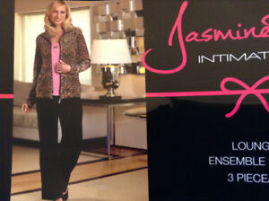 Jasmine Rose 3-Piece Set, Size Large – BRAND NEW, ATTACHED TAGS