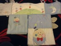 Nursery rhyme cot bedding