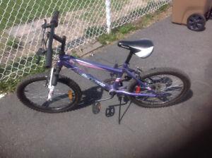 Vélo de fille