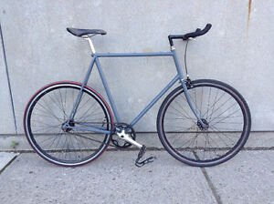 Nakamura by Miele - Fixie with flip flop hub