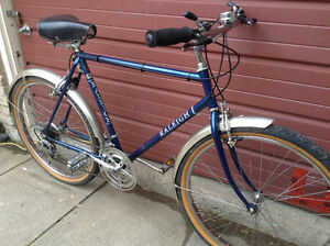 Vintage Raleigh Commuter