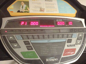 Like New Tempo Fitness 621T