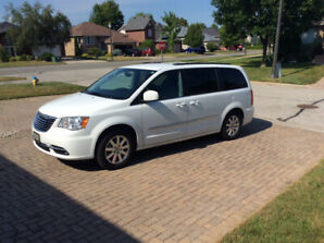 2015 Chrysler Town and Country minivan