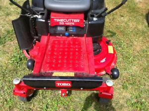 Toro Time Cutter 42''  Zero Turn Riding Mower