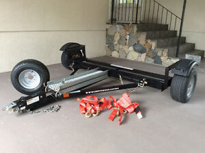 EZE-TOW Hydraulic Disc Brake Vehicle Tow Dolly