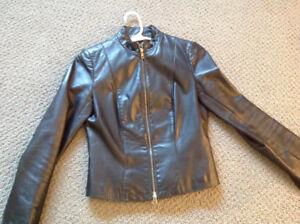 Danier woman's leather jacket