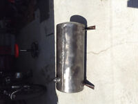 RAT ROD HOT ROD GAS FUEL TANK NEW NEVER USED