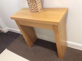 Custom Made Hall Table