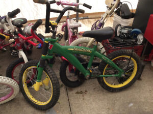 JOHN DEERE BIKE FOR SALE