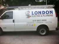London Electric & Plumbing - Master Electrician