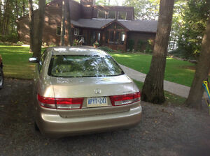 2003 Honda Accord 2000.00 Young's Point area