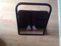 Shoe mirror