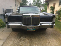 SAFETIED 1970 Lincoln Continental Mark III