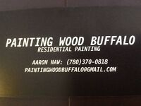 PAINTING WOOD BUFFALO