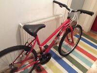 Female mountain bike in great condition