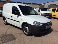 2011 61-REG Vauxhall Combo 1.3CDTi 16v ecoFLEX. AIR CON. £69 PER MONTH. LOW RATE