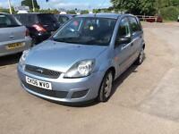 Ford Fiesta 1.6 auto 2006.5MY Style