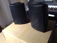 TANNOY DVS4 speakers ,,,1Pair ,,New and Unused