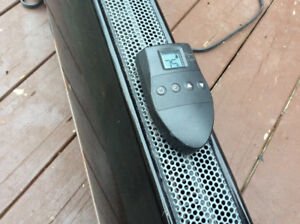 1500W Heater with remote