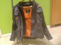 Akito Desert Evo Motorcycle Jacket - Size Small - As New