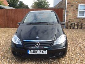2006 Mercedes Aclass SE petrol