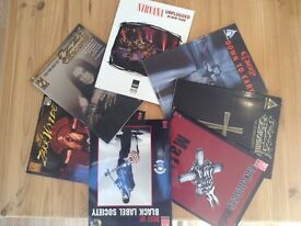Zakk Wylde/Ozzy Tab Books