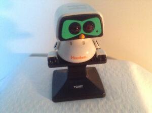 Le robots amusants de Tomy ! Vintage original 1980