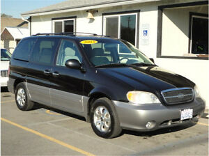 2004 Kia Other Minivan, Van