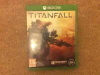 Xbox One Titanfall Video Game