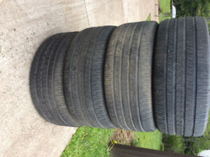 255/50/20 tires