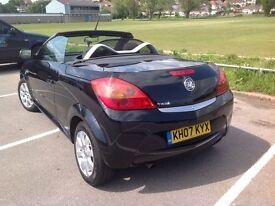 Vauxhall Tigra 2007 1.4 NEW MOT Low miles 57000